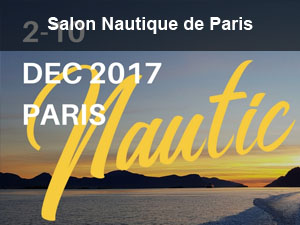 Beyond the sea sera présente sur le Salon Nautique International de Paris – 02 DEC • 10 DEC – Porte de Versailles